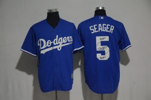 2017-mlb-los-angeles-dodgers-5-seager-blue-fashion-edition-jerseys