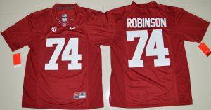 2016-ncaa-alabama-crimson-tide-74-cam-robinson-crimson-college-football-limited-jersey