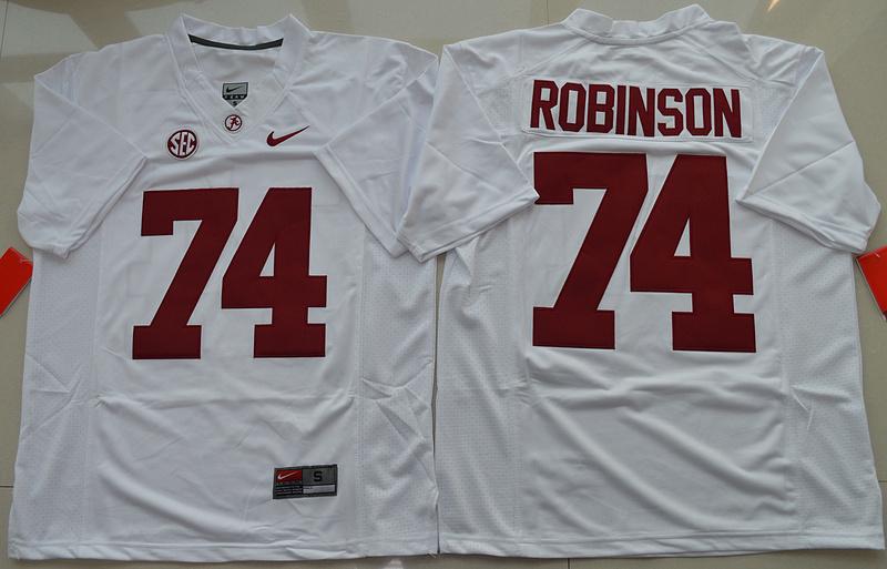 2016-ncaa-alabama-crimson-tide-74-cam-robinson-white-college-football-limited-jersey