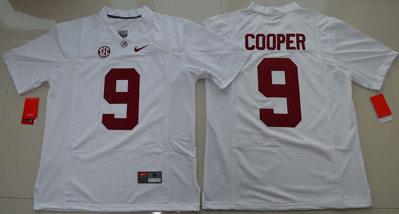 2016-ncaa-alabama-crimson-tide-9-amari-cooper-white-college-football-limited-jersey
