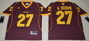 2016-ncaa-central-michigan-chippewas-27-antonio-brown-maroon-college-football-jersey