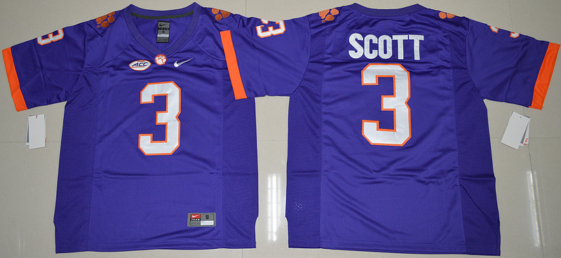 2016-ncaa-clemson-tigers-3-artavis-scott-purple-college-football-limited-jersey