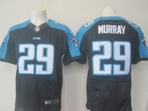 2016 Nike NFL Tennessee Titans 29 Murray blue Elite jerseys