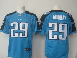 2016 Nike NFL Tennessee Titans 29 Murray light blue Elite jerseys