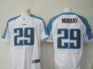 2016 Nike NFL Tennessee Titans 29 Murray white Elite jerseys