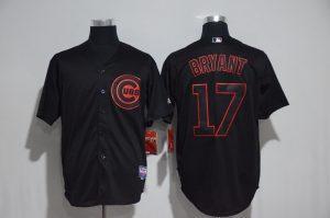 2017-mlb-chicago-cubs-17-bryant-black-jerseys