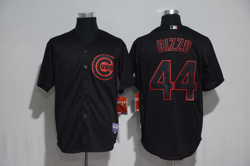 2017-mlb-chicago-cubs-44-rizzo-black-jerseys