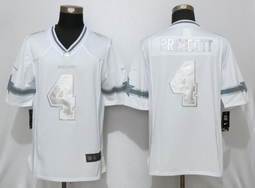 2017-new-nike-dallas-cowboys-4-prescott-platinum-white-limited-jerseys