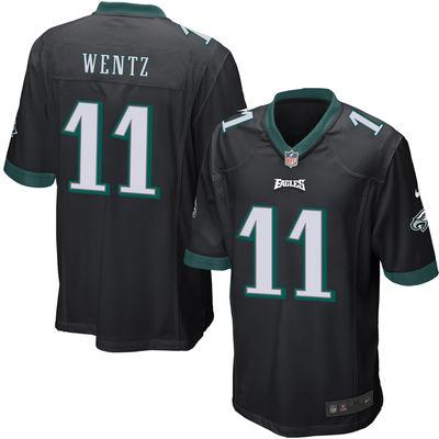 men-philadelphia-eagles-11-carson-wentz-nike-black-2016-draft-pick-elite-jersey