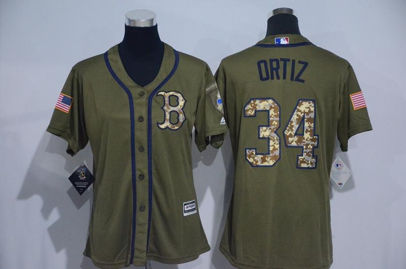 womens-2017-mlb-boston-red-sox-34-ortiz-green-salute-to-service-stitched-baseball-jersey