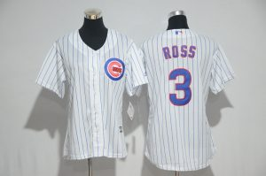 womens-2017-mlb-chicago-cubs-3-ross-white-jerseys