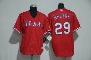 youth-2017-mlb-texas-rangers-29-beltre-red-jerseys