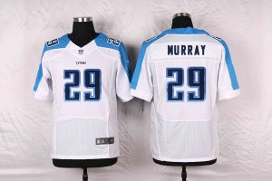 2016 Men's Nike Tennessee Titans 29 DeMarco Murray Elite White NFL Jersey