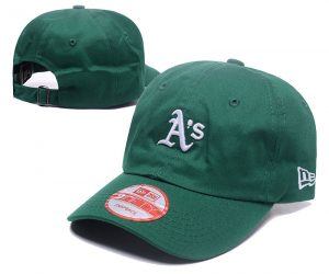 MLB Oakland Athletics Snapback HEDMY