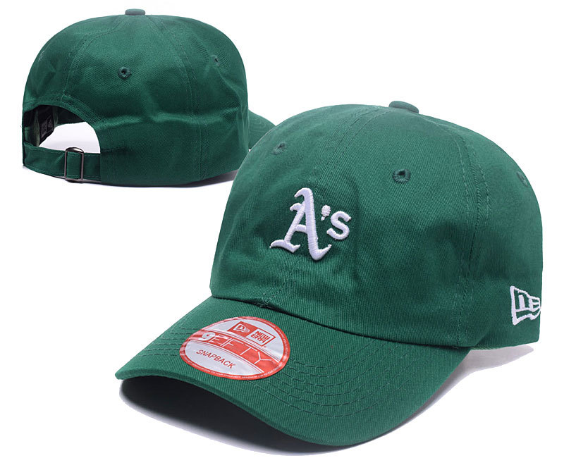 MLB Oakland Athletics Snapback HEDMY