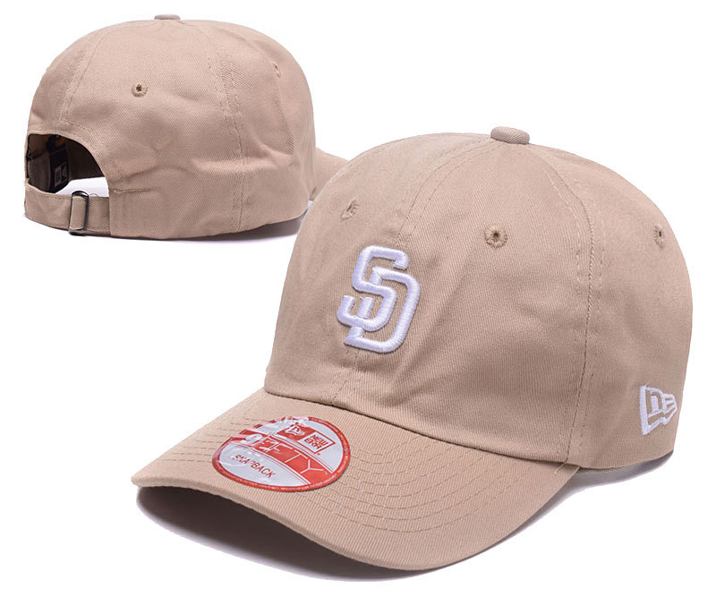 MLB San Diego Padres Snapback HEDMY